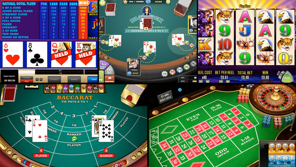 Casino games online fun как играть в мафию на картах игральных