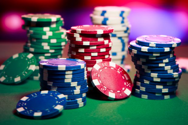 stacks-of-casino-chips-on-table